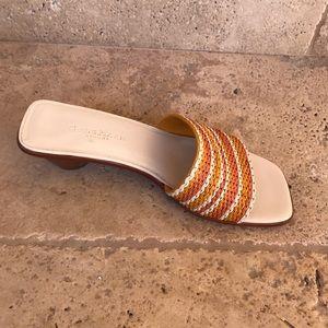 Cole Haan resort women sandals